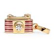 cameras, photography, jewelry, camera charm for bracelet, charm bracelets, travel