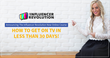 Get Instant Recognition as the Authority in Your Niche....and Get Featured on TV in Less Than 30 Days