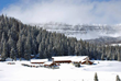 Brooks Lake Lodge & Spa is nestled deep in the woods of Wyoming's Shoshone National Forest, and considered a true haven for outdoor enthusiasts.
