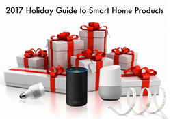 2017 Holiday Guide to Affordable Smart Home Automation Gifts