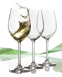 RÖD Wine White Wine Glasses