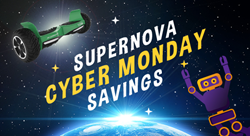 CYBER MONDAY HOVERBOARD SALE | GOTRAX