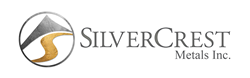 SilverCrest Metals Logo