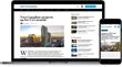 ConstructConnect Launches Two New Websites for Legacy Publications Daily Commercial News and Journal of Commerce