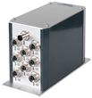 New Compact M12 8-Port Managed Switch for Rugged Environments