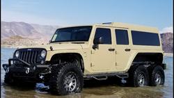 K6 - 6x6 Jeep