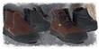 "Galvanizer(TM) from Iron Age Footwear's ""Old School Tough"" line"
