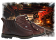 "Groundbreaker(TM) from Iron Age Footwear's ""Old School Tough"" line"