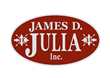 James D. Julia, located in Fairfield, ME and Woburn, MA.