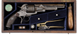 1st Model Lemat Grapeshot Revolver Belonging to Confederate Surgeon T. Memmiger, Son of Confederate Secretary of Treasury C. Memminger, Sold For $57,500.