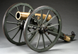 Civil War Cyrus Alger 1853-Dates Bronze 12 Pounder Mountain Howitzer, Sold For $69,000.