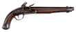 Rare 1809 Dates Virginia Manufactury 1st Model Pistol, Sold for Auction World Record Price of $46,000.