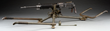 Japanese Type 92 Heavy Machine Gun on Tripod with Extremely Rare Original Manual, Sold for Auction World Record Price of $40,250.