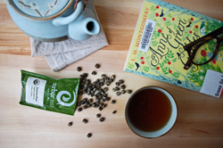 Arbor Teas Jasmine Pearl Tea paired with Anne of Green Gables by L. M. Montgomery