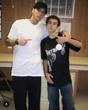 Lewi with Eminem