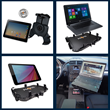 Havis Introduces Upgraded Universal Laptop and Tablet Cradle Line for a Wide Variety Of Devices
