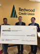 Alain Pinel Realtors Presents More Than $103K to Redwood Credit Union Community Fund
