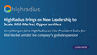 HighRadius Brings on New Leadership to Scale Mid-Market Opportunities