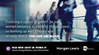 Morgan Lewis Launches Partnership with Ellevate Network to Support Next Generation of Women Leaders