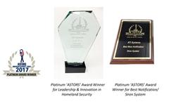 ATI Systems' Astor Awards 2017