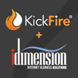 KickFire and iDimension Announce Live Webinar Showcasing How to Enhance Google Analytics with Account-Based Intelligence