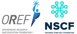OREF and NSCF Logos