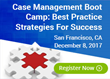 ComplianceOnline Announces Case Management Boot Camp: Best Practice Strategies For Success