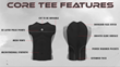 Core Tee Features