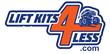 Lift Kits 4 Less Logo