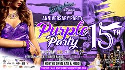Sapphire Las Vegas 15th Anniversary Party December 7, 2017
