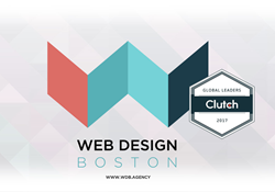 Web Design Boston Clutch Nomination