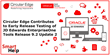 Circular Edge Invests in the Quality and Future of Oracle's JD Edwards EnterpriseOne with Tools Release 9.2 Update 2