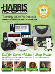 deaf and hard of hearing products catalog