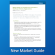 Atmosera Cited by Gartner as a Representative Vendor in Market Guide for Cloud Service Providers to Healthcare Delivery Organizations