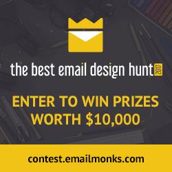 Email Design Hunt 2017