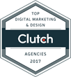 WDB Agency Named Global Leader in Digital Marketing & Design for 2017 by Clutch