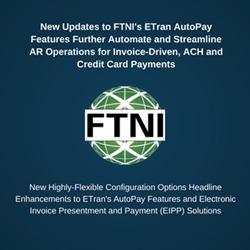 FTNI AutoPay | Invoice Presentment and Payment Solutions