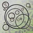DuPont™ Kalrez® 9600 perfluoroelastomer seals