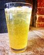 Crimson Cup Harvest Apple Green Tea Soda