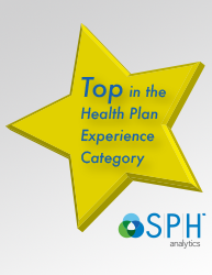 SPH Ranked #1 in the Payer Market for Member Satisfaction Measurement and Analysis