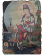 Song Dynasty fresco, Lot 38, Gianguan Auctions