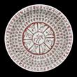 Chinese Buddhist ceramic bowl. Lot 109, Gianguan Auctions