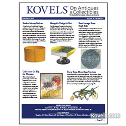 kovels, antiques, collectibles, fisher-price, memphis, wwestern collectibles