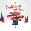 Corktown, Corktown-A-Glow, Detroit, holiday