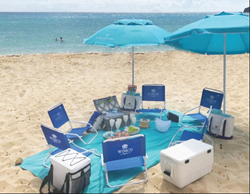 St Barths, beach lunch, catered services by WIMCO concierge