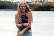 "JoAnna Michelle shoots music video for ""Blaze the Dance Floor"" in Miami Beach"