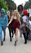 """JoAnna Michelle shoots music video with drag artists for """"Blaze the Dance Floor"""" in Miami Beach"""
