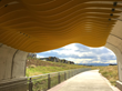 "Civitas commissioned David Franklin's ""Drift Inversion"" to create a distinct experience for regional trail users traversing Sandhills Prairie Park in the new open space system in northeast Denver."