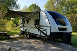 RV sales are booming in Elkhart County, Indiana