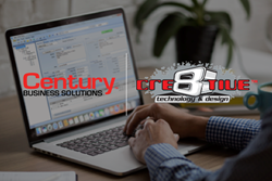 Century business solutions partners with cre8tive technology and the partnership between century business solutions and cre8tive technology and design will allow merchants to process payments directly within epicor 10 reheart Images